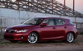 lexus hatchback 2011 2011 lexus ct 200h first test motor trend
