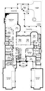 plan 15793ge stunning mountain ranch home plan ranch home plans