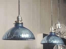 Mercury Glass Pendant Light Blue Mercury Glass Pendant Light And Beauty Kitchen Tedxumkc