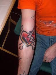 leg tattoo designs guys heart tattoos for men design ideas for guys heart tattoo