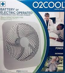 o2cool 10 inch battery or electric portable fan o2cool 10 battery or electric operated portable fan ship to puerto