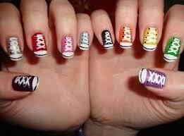 simple creative nail designs for short nails katty nails katty