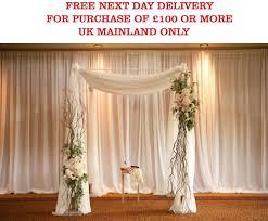 wedding backdrop stand uk wedding backdrop curtain ebay