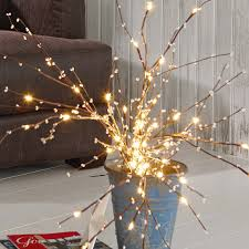christmas branches with lights image result for how to decorate tree branches for christmas