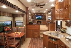 Front Living Room 5th Wheel by 5th Wheel Front Kitchen Dream Rv Gotta Check This One No Prices