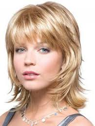 mid lengh hairstyles for over 50 with fringe image result for medium length hairstyles with bangs for women