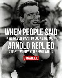 Arnold Meme - fitness inspiration motivational image gallery page 11 arnold