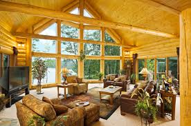 want to build a log cabin in indiana find out how much it costs