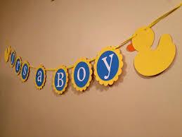 rubber ducky it u0027s a boy banner ducky banner it u0027s a