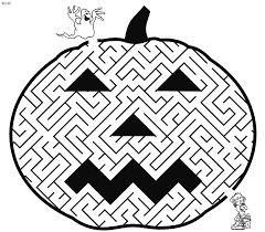 halloween activity sheets printables coloring