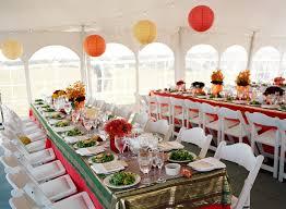 wedding decoration rentals party rentals the sullivan house