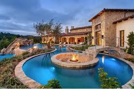 Big Backyard Design Ideas Big Backyard With Pool Incredible Beautiful Backyards Pools Home