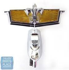 1980 85 chevrolet impala caprice ornament gm 14010590 ebay