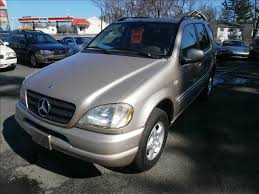 2001 mercedes ml320 2001 mercedes m class ml320 in springfield ma select imports