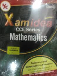 xam idea cce series mathematics term 1 class 10th summative