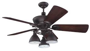 Craftmade Ceiling Fans Parts Craftmade Timarron Ceiling Fan Model Cf Tim54abz In Aged Bronze