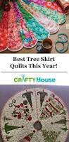 441 best christmas tree skirts images on pinterest christmas