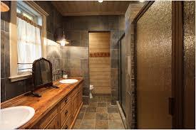 rustic bathroom ideas beige ceramic stone lowes bathroom rustic