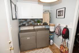 kitchen tile backsplash installation diy peel stick tile install checking in with chelsea