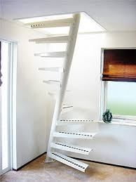 space saving staircase design in spiral type netkereset com
