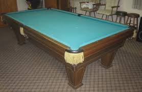 Peter Vitalie Pool Table by Pre Owned Pool Tables