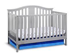 4 In 1 Crib With Mattress Graco Solano 4 In 1 Convertible Crib And Bonus Mattress Pebble