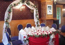 decoration salle de mariage décoration salle de réception de mariage