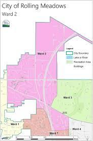Chicago Ward Map 2nd Ward Alderman Rolling Meadows Il Official Website