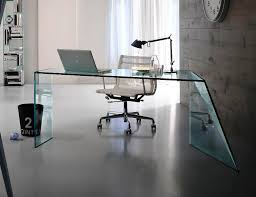 Modern Glass Executive Desk Glass Executive Desk Amazing Office Furniture New With 18