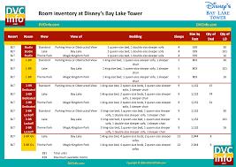 Disney Magic Floor Plan by Bay Lake Tower Dvcinfo Com