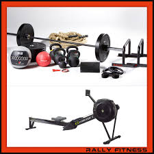 Weight Bench Package Functional Box Gym Equipment Package Sale The Captain Rally