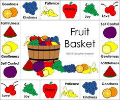 Fruit Of The Spirit Crafts For Kids - fruit of the spirit paper plate bible craft for children u0027s sunday