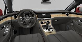 bentley suv 2018 bentley configurator allows you to build your own 2018 continental