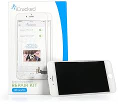 Mobile Window Screen Repair Amazon Com Icracked Iphone 6 Screen Replacement Kit At U0026t Verizon