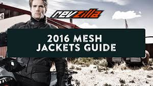 mesh motorcycle jacket 2016 mesh motorcycle jackets buying guide at revzilla com youtube