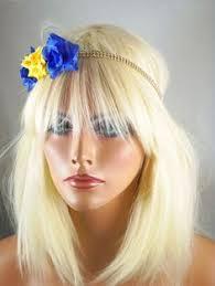 festival flower headbands festival flower floral crown elastic headpiece headband bohemian