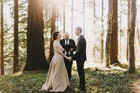 wedding photography portland portland oregon forest elopement wedding ceremony i like this