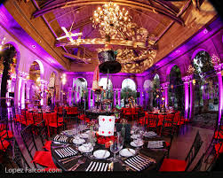 themed quinceanera quince party the coral gables country club in