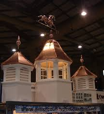 Weathervanes For Cupolas Cupolas Weathervanes Amish Country Products And More