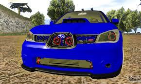 subaru impreza hatchback custom subaru impreza wrx sti for gta san andreas u2014 page 2