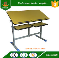 fold away drawing table student double foldable drawing table and chair buy drawing table