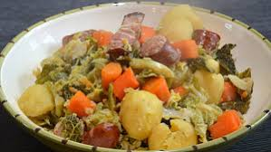 comment cuisiner le chou vert chou vert aux saucisses