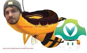 Vinny Meme - vinesauce vinny bee movie game youtube