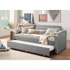 White Daybed With Pop Up Trundle Daybeds White Daybed With Pop Up Trundle Metal Image Terrific