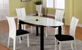 dining admirable 9pc italian black lacquer dining room set
