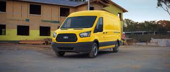 Ford Escape Yellow - 2018 ford transit full size cargo van the perfect fit for your