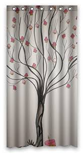 cheap pink grey shower curtain find pink grey shower curtain