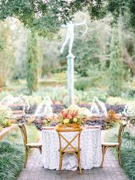 unique wedding venues island styled wedding at brookgreen gardens images on wedding reception