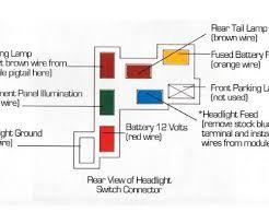 12 volt headlight switch wiring diagram wiring diagram simonand