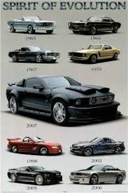 list of all ford mustang models 265 best ford mustang images on car ford mustangs and